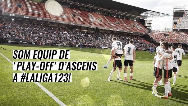 El RC Celta B – VCF Mestalla en directe