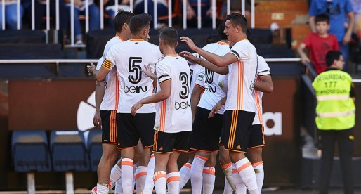 El VCF Mestalla venç 3-1 a l'Hospitalet i ja espera rival en els 'play-off'