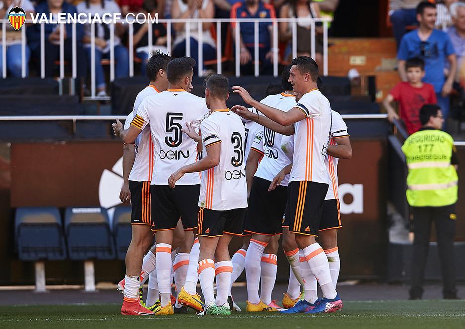 14-05-2017, Valencia CF Mestalla v L Hospitalet. Mestalla, Valencia