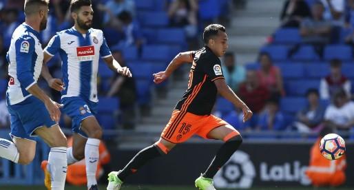 Fabián Orellana serà baixa davant el València CF