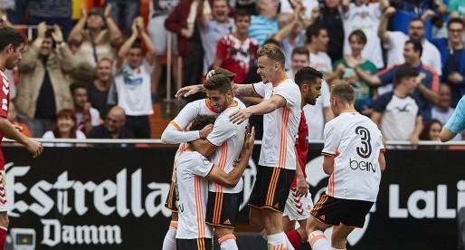 El Mestalla s'enfrontarà a l'Albacete el dissabte a les 19.00 hores