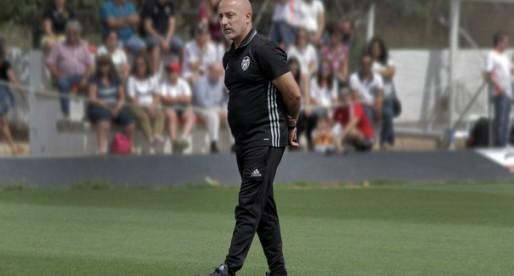 Jesús Oliva, nou entrenador del València femení