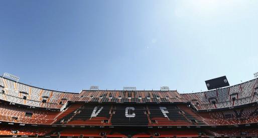Mestalla acollirà l'Espanya-Noruega del 23 de març