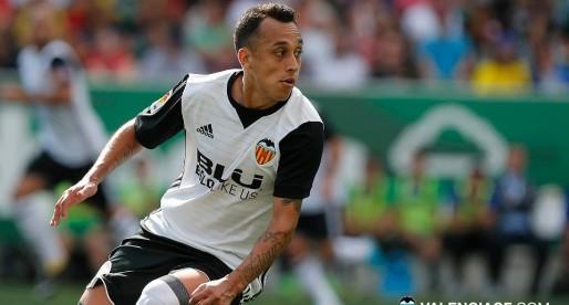 Orellana abandona el València CF