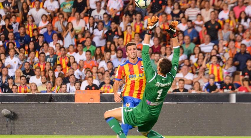 El València perd l'últim test de la pretemporada (1-2)