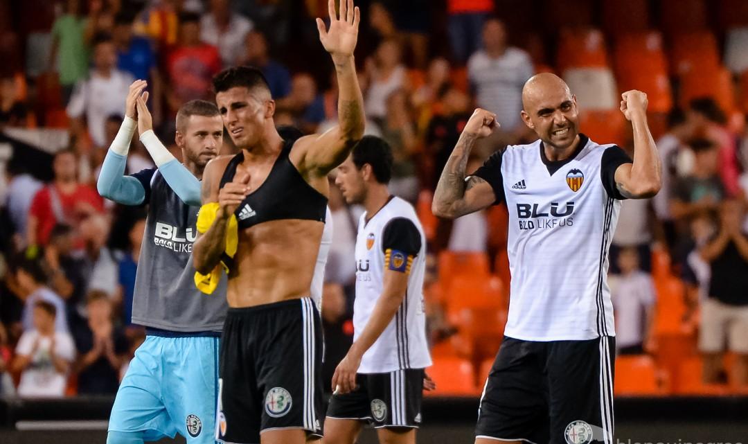 Cancelo no s'oblida del València