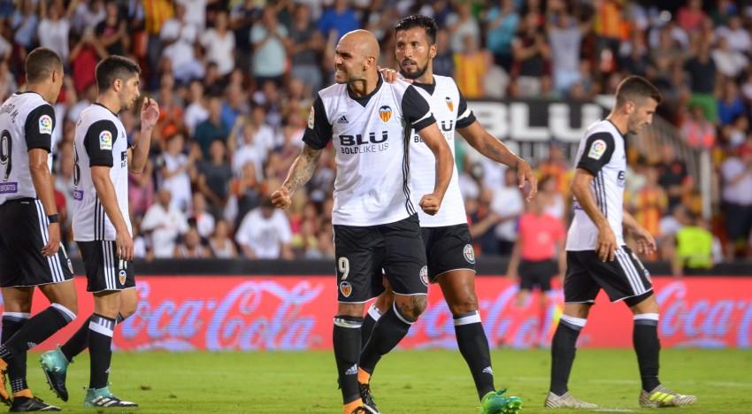 El València CF complix el guió exigit (1-0)