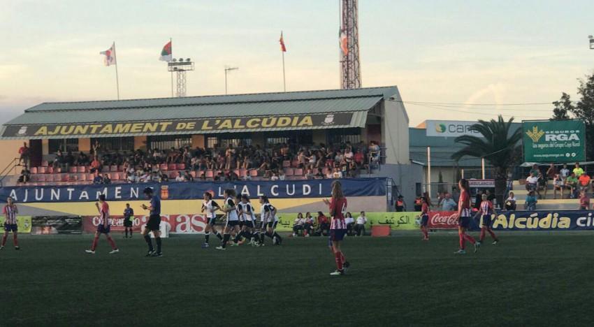Crònica: El VCF Femení cau derrotat per 1-3 en la final del COTIF davant l'Atlètic de Madrid