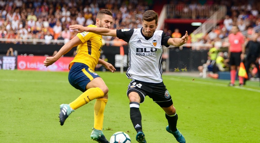 El València i l'Atleti empaten en un xoc vibrant (0-0)