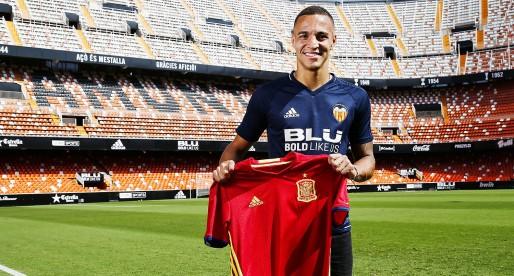 Rodrigo convocat per la selecció