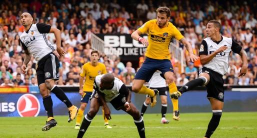 El València farà 'pasillo' a l'Atlético