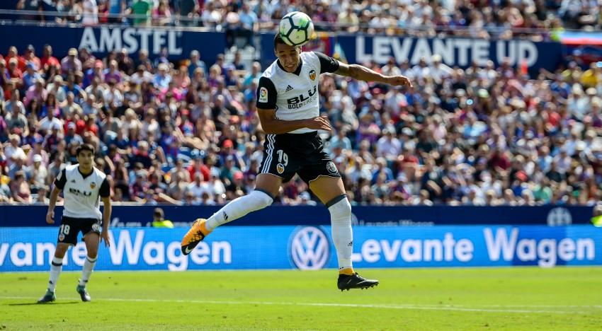 """Rodrigo: """"Hem de fer bons els empats guanyant dimarts al Màlaga"""""""