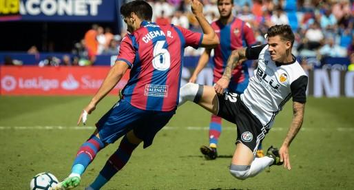 Fotogaleria: Levante UD – València CF