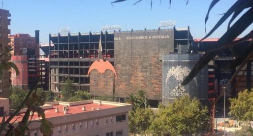 Així sera la trama urbanistica de Mestalla