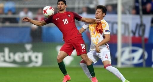 Guedes ja goleja amb Portugal