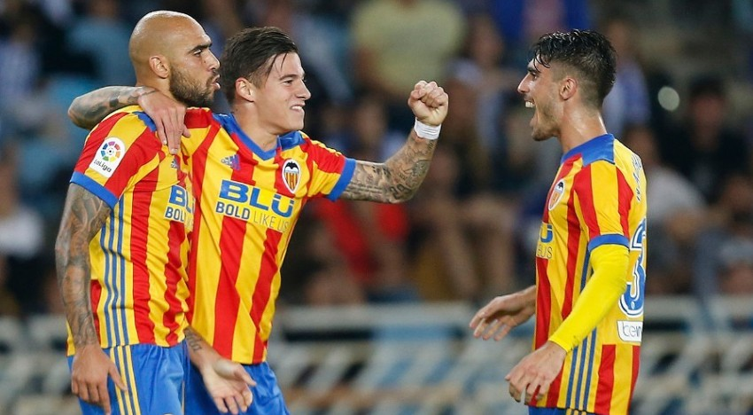 CRÒNICA RSO 2-3 VCF: El València suma tres punts complicats a Anoeta i continua invicte