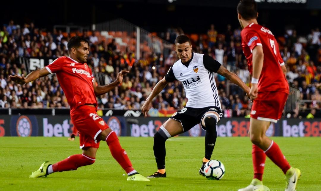 Coneix l'horari del València CF-Sevilla FC