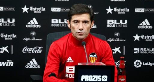 """Marcelino: """"Volem ser el primer equip en guanyar al Barça"""""""