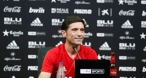 """Marcelino: """"El València té la millor plantilla dels últims anys"""""""