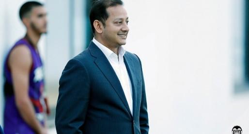 """Anil Murthy: """"M'han aconsellat no fer més gestos en la llotja"""""""