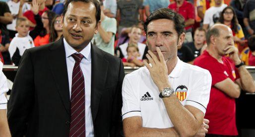 """Marcelino: """"Tornaria a València. Va ser un procés inacabat"""""""