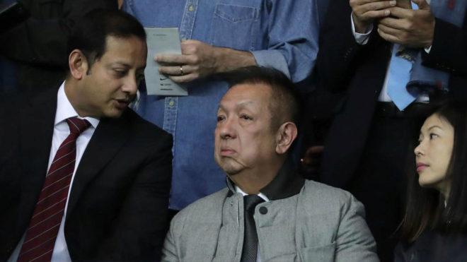 Peter Lim autoritza els fitxatges
