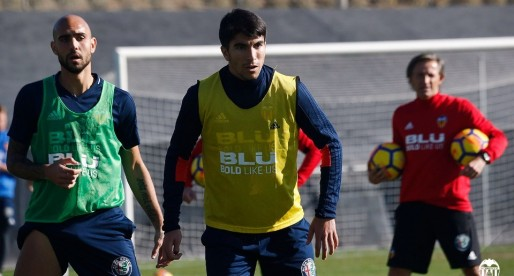 Marcelino ja prepara el partit davant el Barça amb l'onze de gala