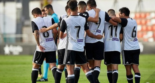 El Mestalla jugarà el derbi de filials al Ciutat