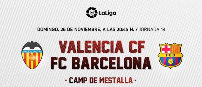 El valencianisme esclata pel preu de les entrades contra el FC Barcelona