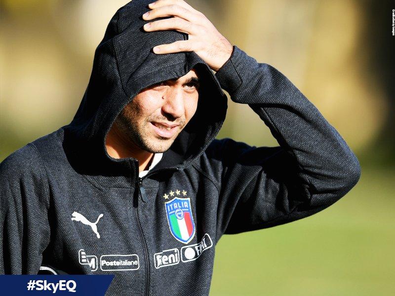 Zaza es lesiona amb la selecció italiana