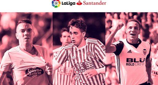 Rodrigo, nominat al millor jugador de novembre
