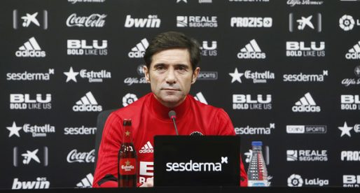 """Marcelino: """"No podem confiar-nos, anem a pels tres punts"""""""