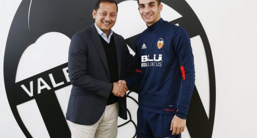 Ferran amplia el seu contracte amb el VCF