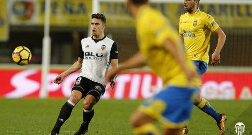 Garay: l'únic central disponible per jugar contra el Madrid