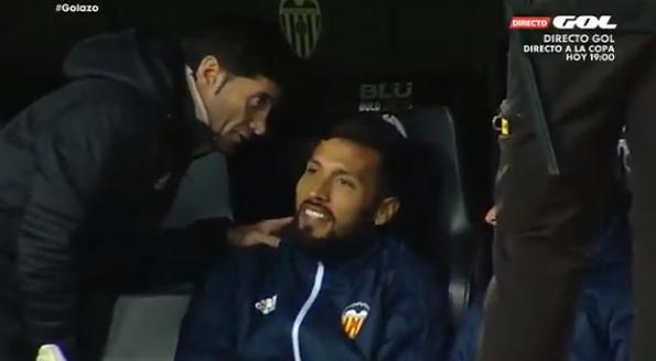 """Marcelino a la banqueta: """"Vos doneu compte com de capritxós i fill de p*** que és el futbol?"""""""