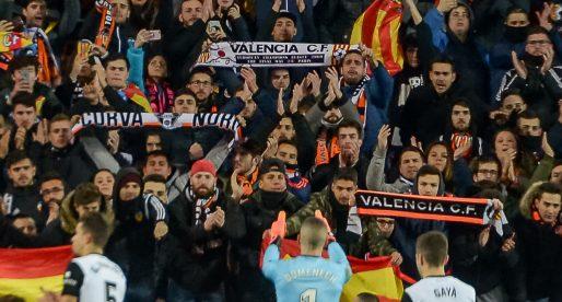 Fotogaleria: València CF – FC Barcelona (1/2 Copa – Tornada)