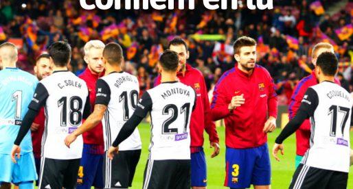 PORTADA Barça 1-0 VCF