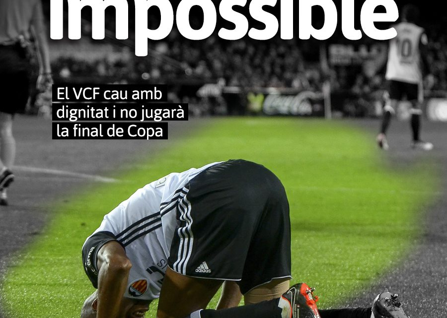 PORTADA VCF 0-2 Barça