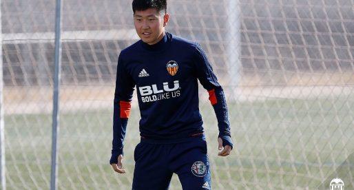 El València CF ja treballa per a blindar a Kangin Lee
