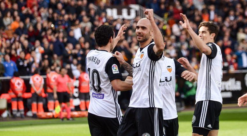 El València porta la festa a Mestalla (3-1)