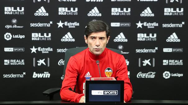 """Marcelino: """"Tenim la il·lusió de guanyar al Barça"""""""