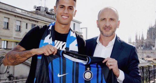 """Ausilio: """"Farem tot el possible per a retindre a Cancelo en l'Inter"""""""