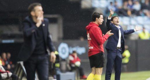 """Marcelino: """"Volem guanyar a l'Eibar i complir el nostre somni"""""""
