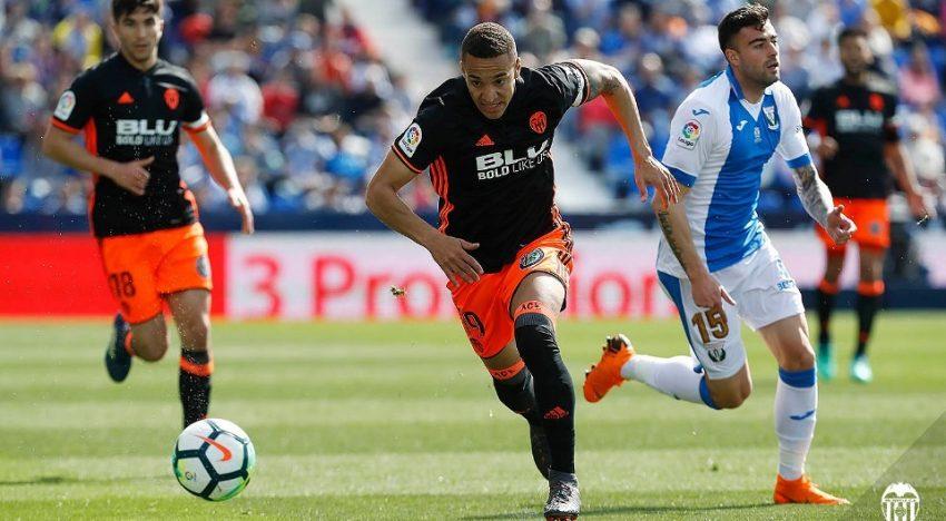 Rodrigo marca el camí a Butarque (0-1)
