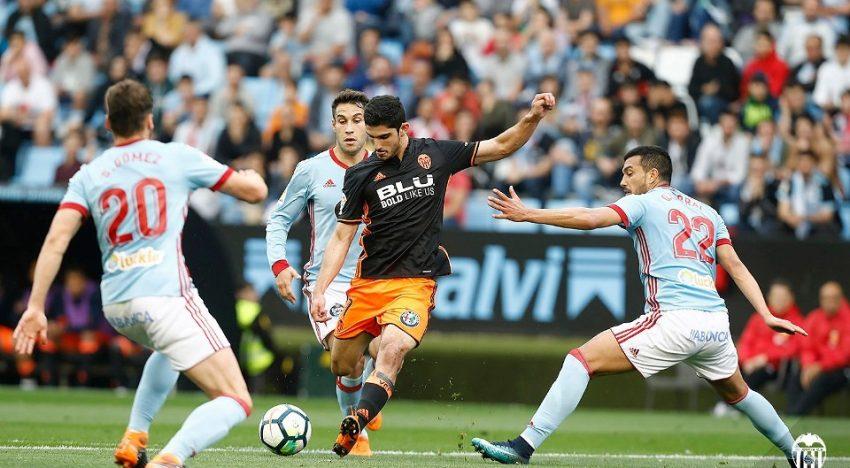 El València no pot amb el Celta i la Champions haurà d'esperar (1-1)