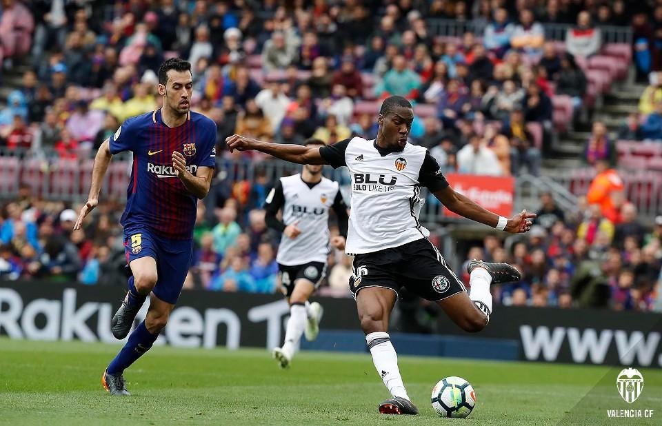 Kondogbia i Gabriel són baixa per jugar davant el Getafe