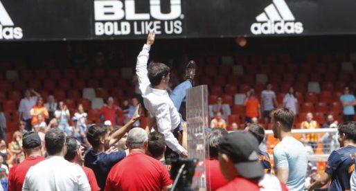 """Marcelino: """"Som equip de Champions i mínim cal mostrar un nivell com el d'enguany"""""""