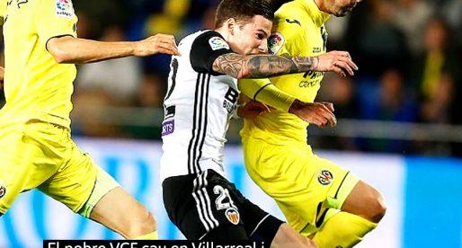 PORTADA Villarreal 1-0 VCF