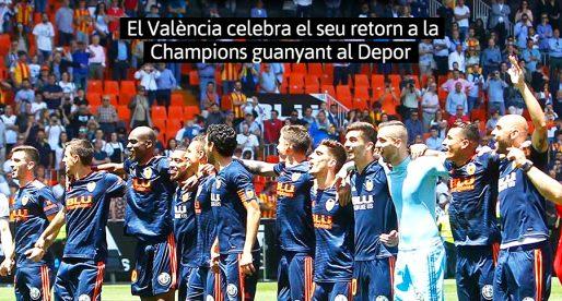 Portada VCF 2-1 Deportivo