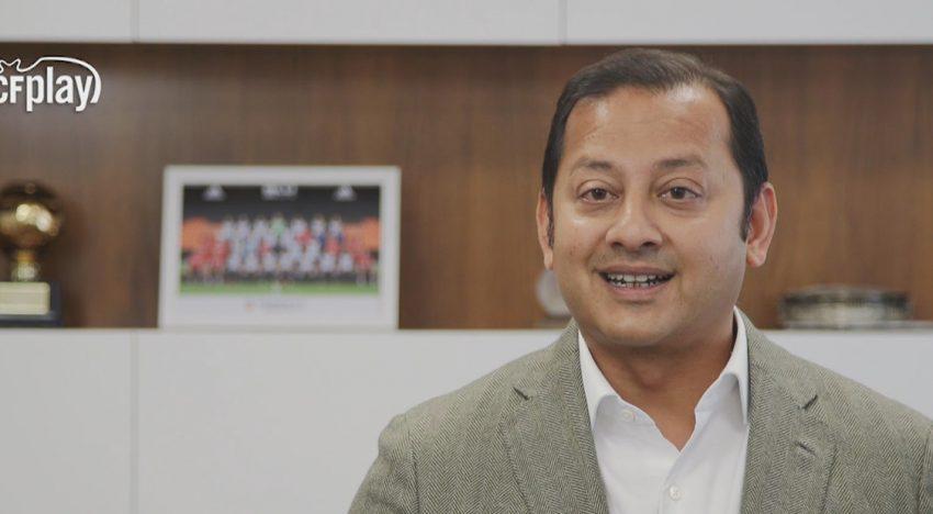 """Anil Murthy: """"Que cap equip d'Espanya ens haja defés no em sorprén"""""""